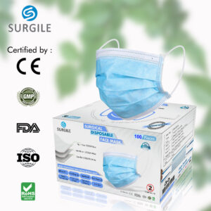 3ply Surgical Facemask